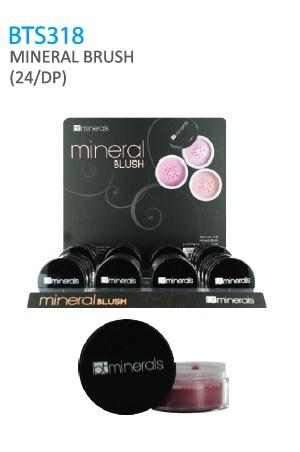 [BTS318-box#42] Beauty Treats Mineral Brush [24/DP]