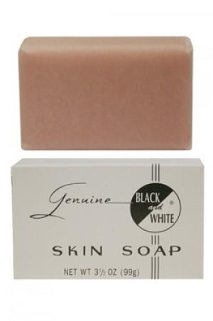 [Black & White-box#8] Skin Soap (3.5 oz)