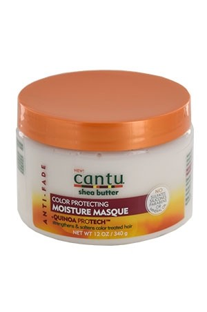[Cantu-box#45] Shea Butter Color Protecting Moisture Masque (12 oz)