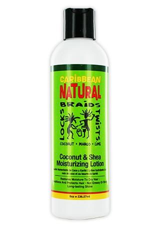 [Caribbean Natural-box#3] Caribbean Coconut&Shea Moisturizing Lotion (8oz)