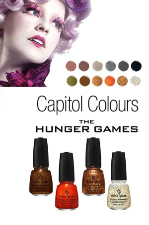 [China Glaze] HUNGER GAMES