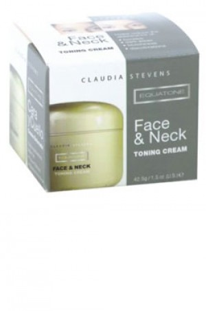 [Claudia Stevens-box#133] Face & Neck Toning Cream (1.5 oz)