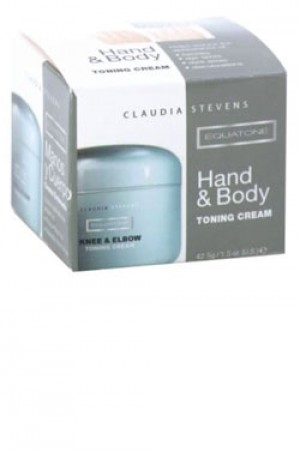 [Claudia Stevens-box#135] Hand & Body Toning Cream (1.5 oz)