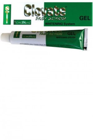 [Clovate-box#1] Fast Action Whitening System Gel (1oz)