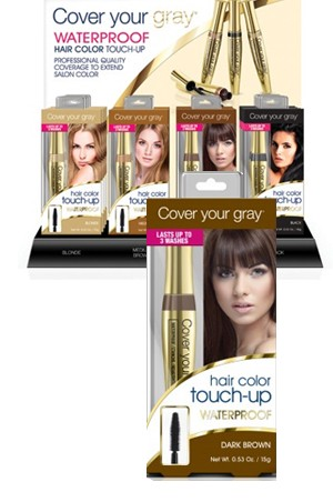 [Cover Your Gray -box#14] Waterproof hair color touch-up Brush (15 g)