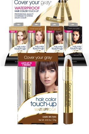 [Cover Your Gray -box#15] Waterproof Hair Color Touch-up Stick (2.9 g)