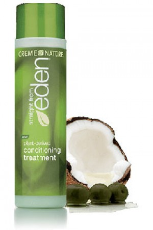 [Creme of Nature-box#68] EDEN plant-derived conditioning treatment (10oz)