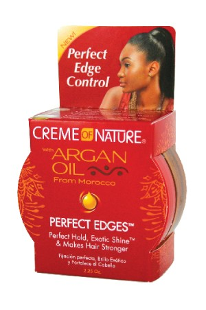 [Creme of Nature-box#65] Argan Oil Perfect Edges (2.25 oz)