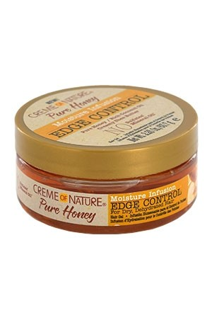 [Creme of Nature-box#117] Pure Honey Edge Control (2.25 oz)