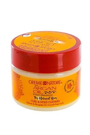 [Creme of Nature-box#75] Twirling Custard Curl Styling Gel (11.5 oz)