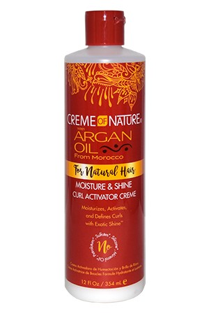 [Creme of Nature-box#92] Moisture&Shine Curl Activator Creme (12oz)