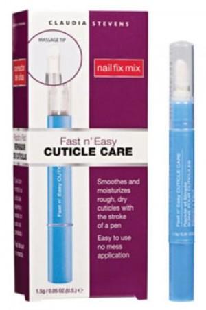 [Claudia Stevens-box#161] Nail Fix Mix Fast n' Easy Cuticle Care (0.05 oz)