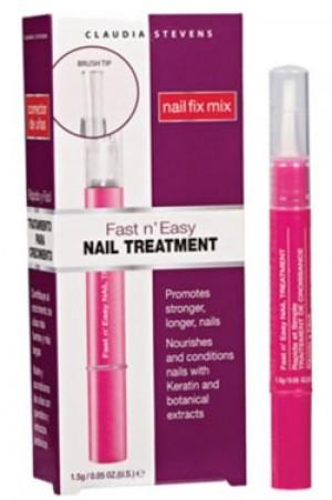 [Claudia Stevens-box#160] Nail Fix Mix Fast n' Easy Nail Treatment (0.05 oz)