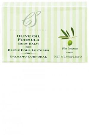 [Claudia Stevens-box#175] Olive Oil Formula Body Balm (3.3 oz)
