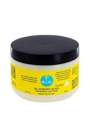 [Curls-box#13] Blueberry Bliss Reparative Hair Mask (8 oz)