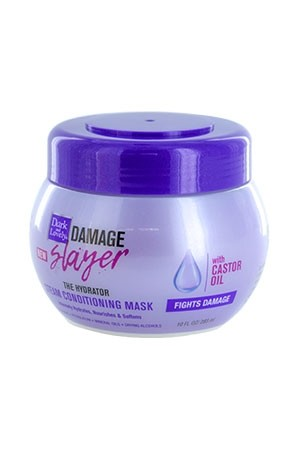 [Dark & Lovely-box#66] Damage Slayer Steam Conditioning Mask (10 oz)