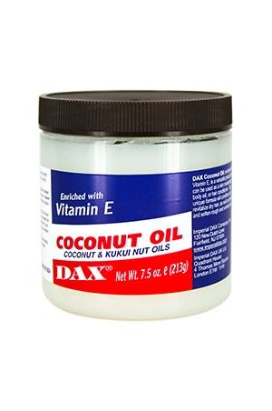 [Dax-box#15A] Coconut Oil w/ Vitamin E (7.5oz)