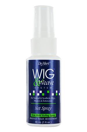 [De Mert-box#14] Wig & Weave Net Spray (1 oz)-12pc/ds