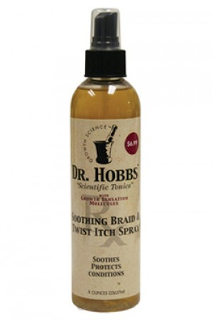 [Dr. Hobbs-box#7] Soothing Braid & Twist Itch Spray (8oz)
