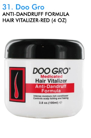 [DooGro-box#31] Anti-Dandruff Formula Hair Vitalizer-Red (4 oz)