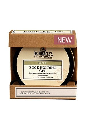 [Dr.Miracle's-box#51] Edge Holding Gel (2 oz)