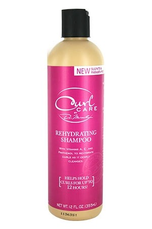[Dr.Miracle's-box#57] Curl Care Rehydrating Shampoo (12 oz)