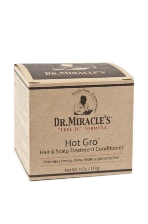 [Dr.Miracle's-box#7] Hot Gro Regular (4 oz)