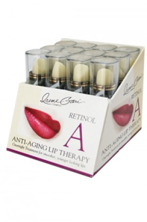 [D & R-box#3] Retinol A Anti-Aging Lip Therapy (12/box)