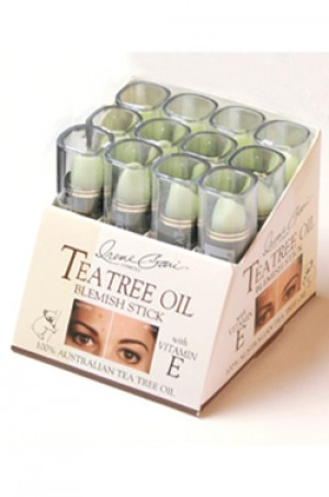 [D & R-box#6] Tea Tree Oil Blemish Stick Vitamin E (12/box)