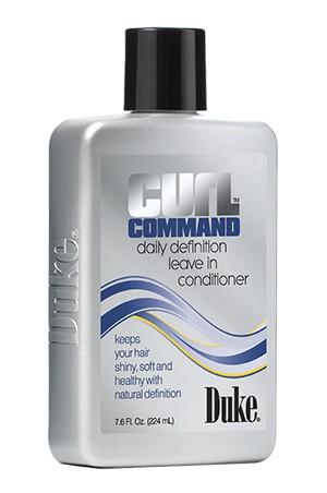 [Duke-box#3] Curl Command Leave in Conditioner (7.6oz)