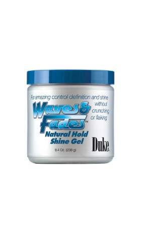 [Duke-box#20] Waves & Fades Natural Hold Shine Gel 8.4oz