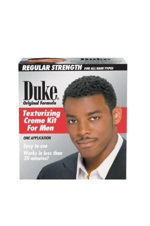[Duke-box#11] Original Formula Texturizing Cream Kit for men -Regular 1 Application