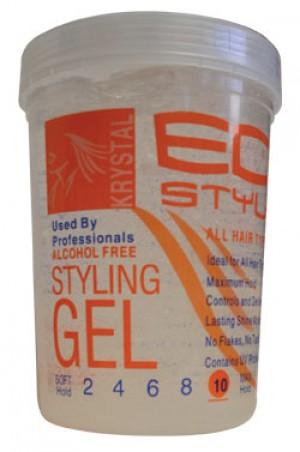 [Eco Styler-box#29] Krystal Styling Gel (5lb)