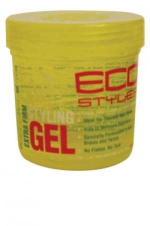 [Eco Styler-box#3] Styler Yellow Styling Gel (16oz)