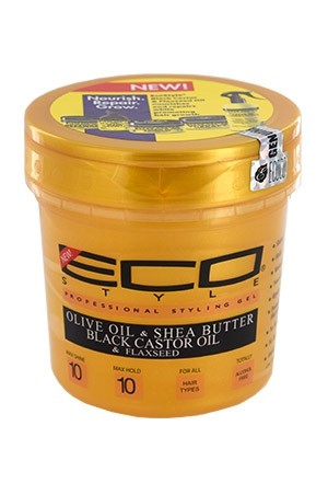 [Eco Styler-box#96] Eco Gel - Gold (16 oz)