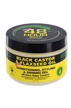 [Eco Styler-box#85] Castor & Flaxseed Oil Styling&Shining Gel (11oz)