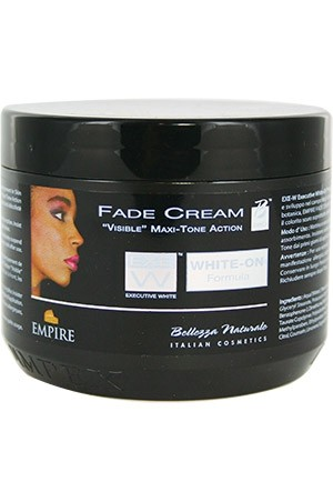 [Empire-box#8] Fade Cream Executive White-On Formular(450 ml)