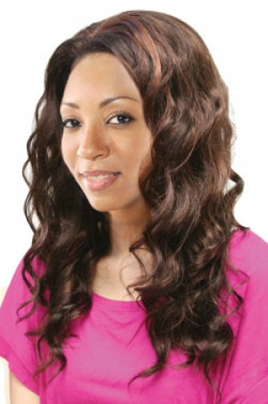 Baby Hair - Full Lace Wig  - Espresso