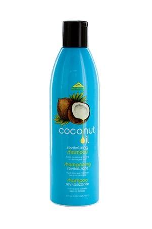 [Excelsior-box#14] Coconut Oil Revitalizing Shampoo (10 oz)