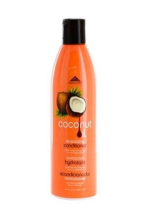 [Excelsior-box#15] Coconut Oil Revitalizing Conditioner (10 oz)