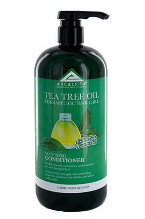 [Excelsior-box#9] Soothing Conditioner - Tea Tree Oil (33.8 oz)