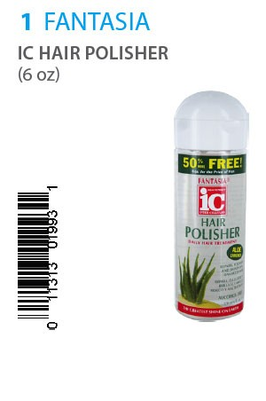 [Fantasia-box#1] IC Hair Polisher w/ Free Gel (6oz)