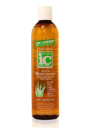 [Fantasia-box#29] IC Aloe Leave-In Moisturizer Treatment (12 oz)