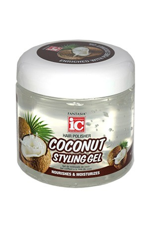 [Fantasia-box#94] Coconut Styling Gel (16oz)