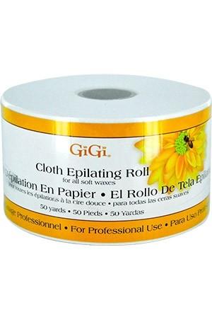 [GiGi-box#37]  Cloth Epilating Roll #0525 [50 yards]