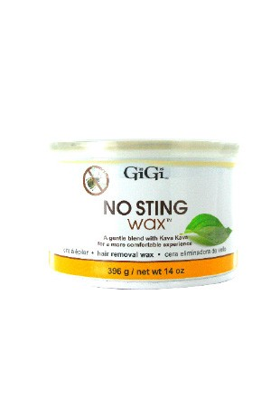 [GiGi-box#38] No Sting Wax (14oz)