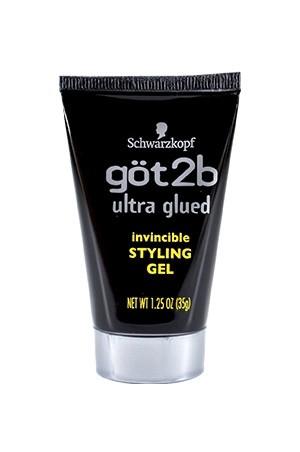 [Got2b-box#5] Styling Gel EXTREME (1.25 oz) [Black Tube]
