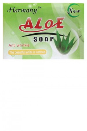 [Hatmany-box#1] Anti Wrinkle Aloe Soap (100 g)