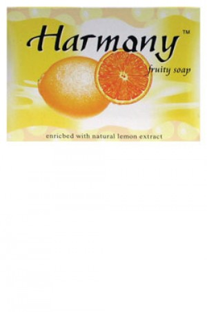 [Hatmany-box#2] Fruity Soap - Enriched with Natural Lemon Extract (100 g)