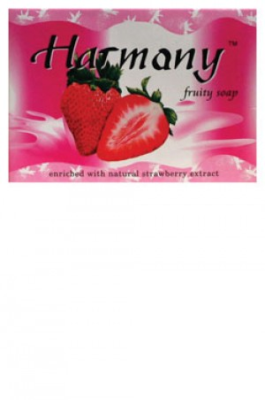 [Hatmany-box#3] Fruity Soap - Enriched with Natural Strawberry Extract (100 g)
